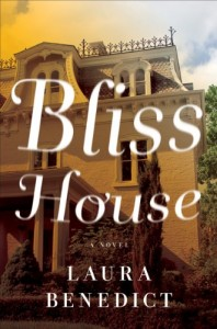 [cover:BLISS HOUSE]